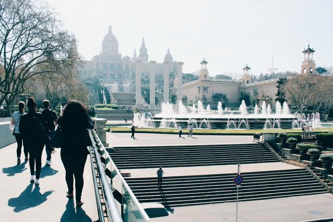 Plaça d'Espanya IV