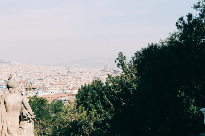 Plaça d'Espanya III