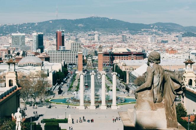 Plaça d'Espanya V