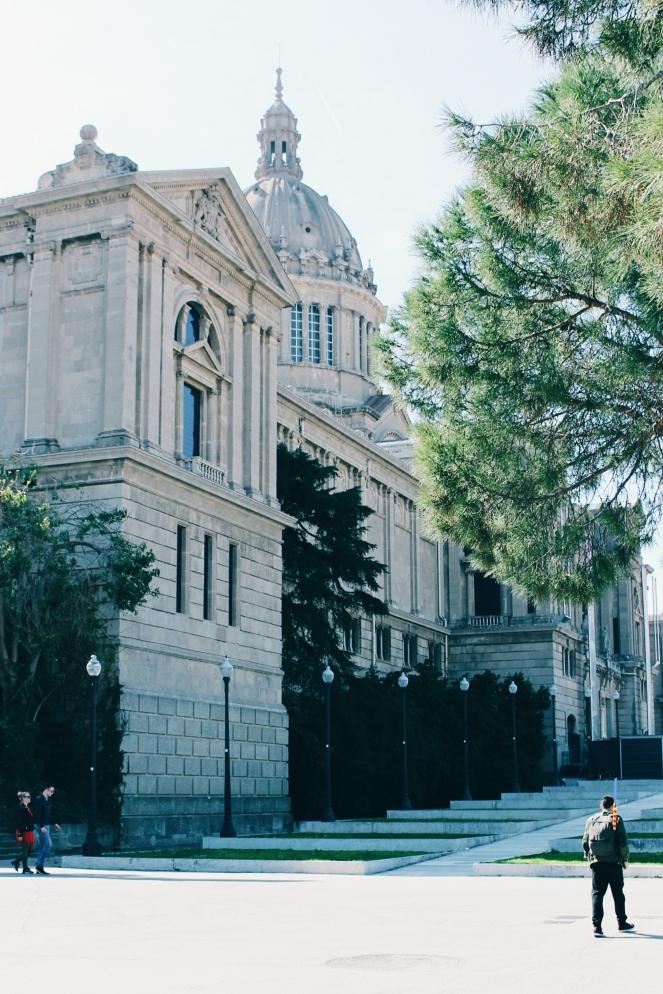 Plaça d'Espanya II