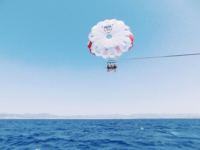 parasailing II