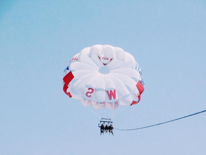 parasailing III