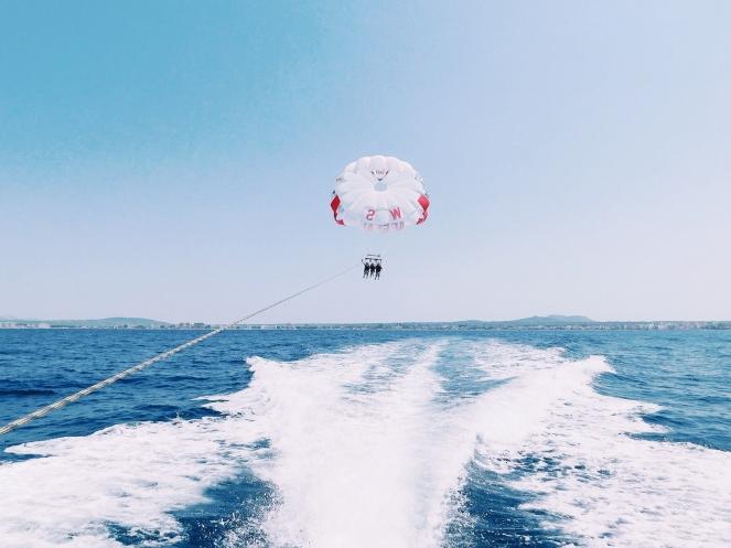 parasailing IV