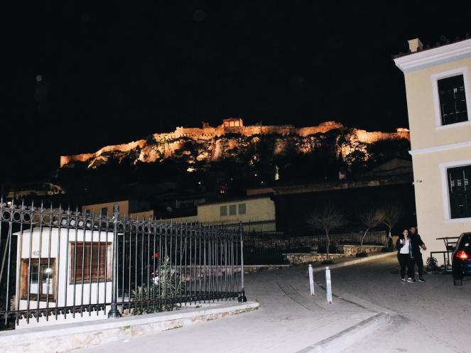 Fietstour Athene IV