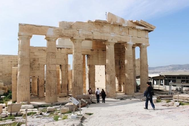 athene akropolis I