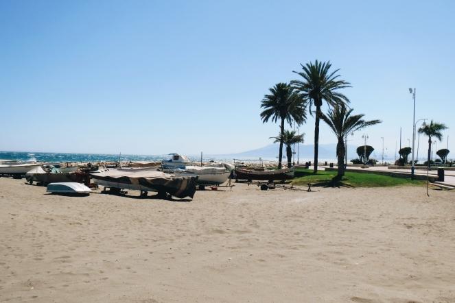 taalcursus Malaga vrijetijd