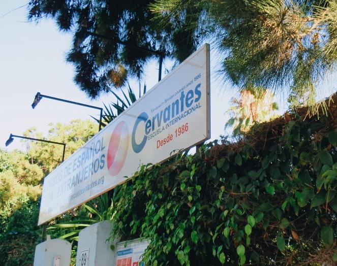 taalschool Malaga Cervantes