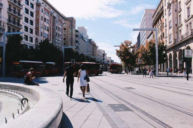plaza Zaragoza study abroad