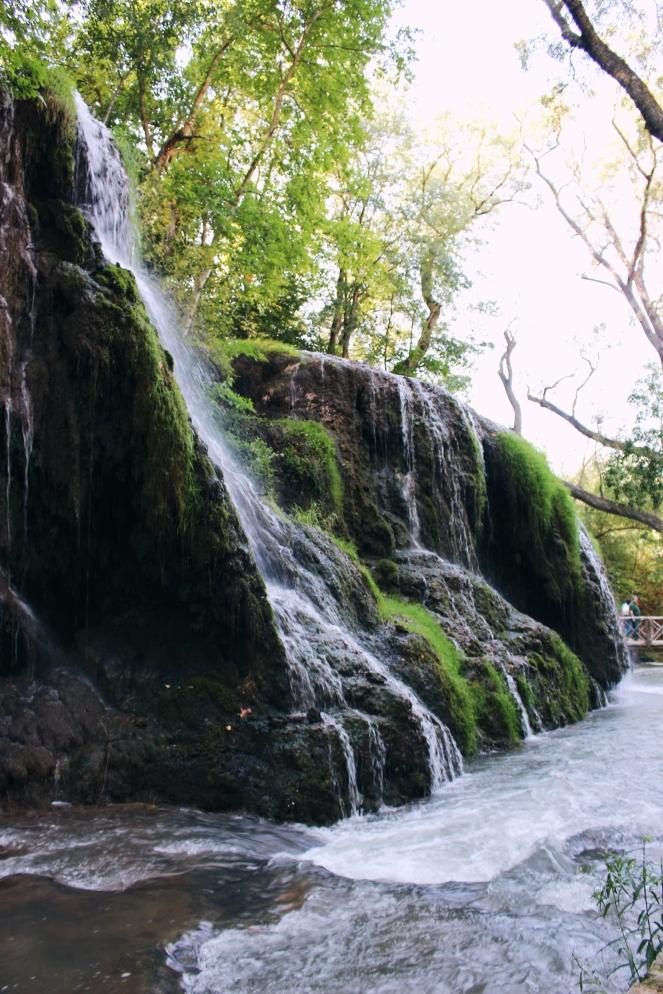 Monasterio de Piedra natuurpark
